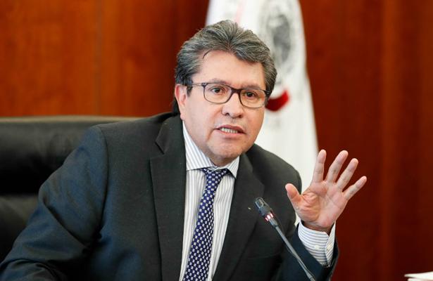 Manda Monreal buenas vibras a delegación mexicana