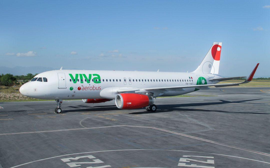 Rompe Viva Aerobus su récord de pasajeros mensual