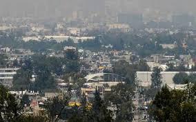 Azcapotzalco registra mala calidad del aire