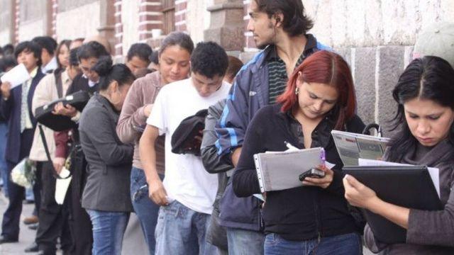 Sube tasa de desocupación a 3.6 por ciento en marzo