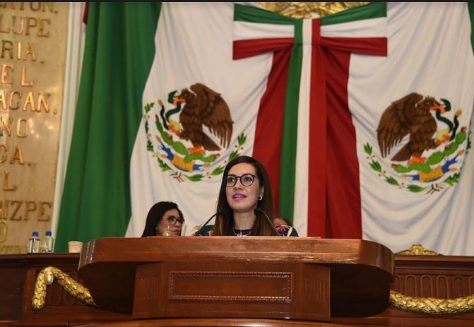 Propone Congreso CDMX  otorgar Medalla al Mérito Internacional