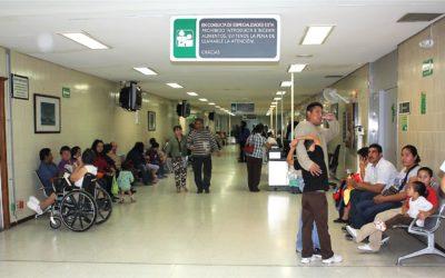 Diputados, Salud y Hacienda revisarán, este lunes, problemas financieros de institutos y hospitales