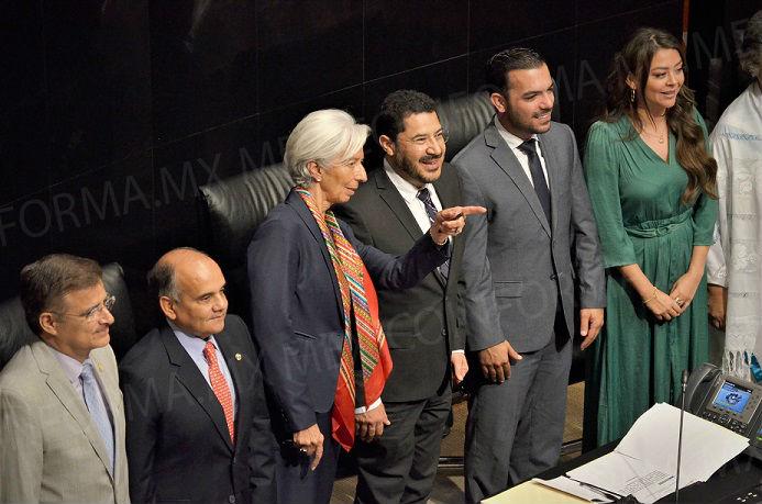 Pobreza, uno de los principales retos en México: Lagarde
