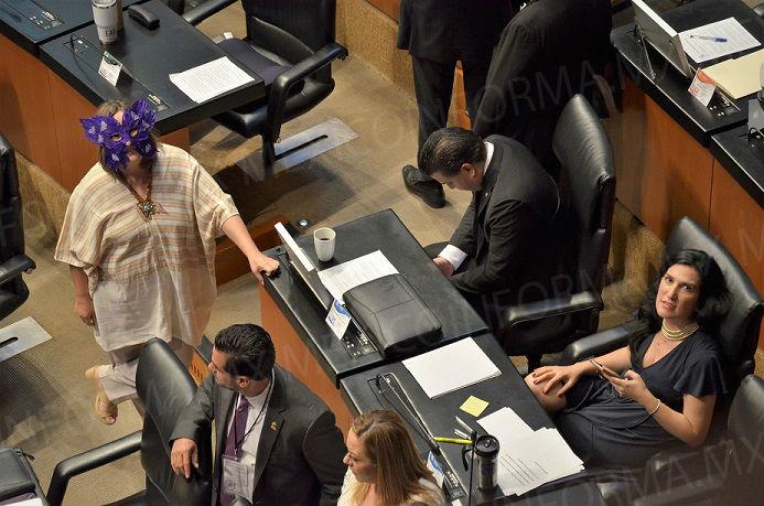 Discuten en Senado Ley de Paridad de Género