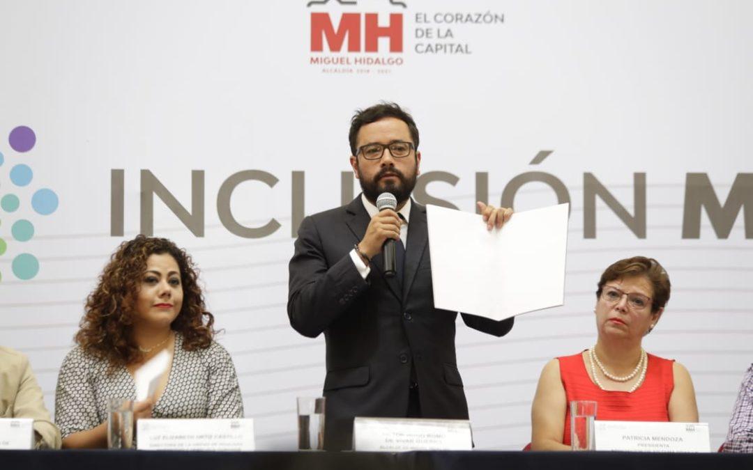 Inició campaña de inclusión  en hoteles y restaurantes de MH