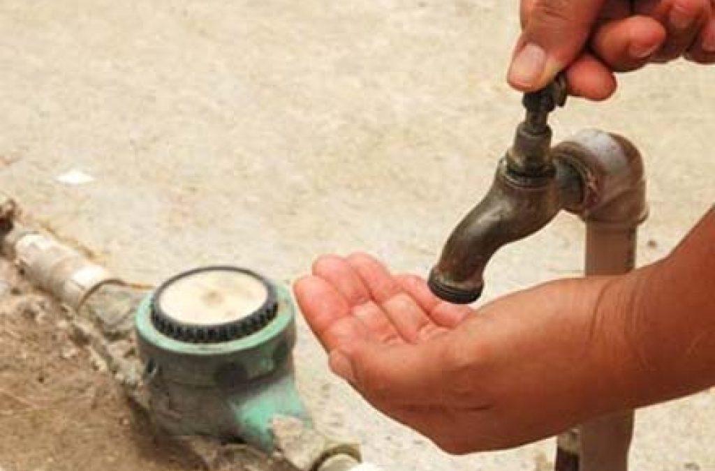 Una semana sin agua en La Laguna-San Juanico, Tlalnepantla