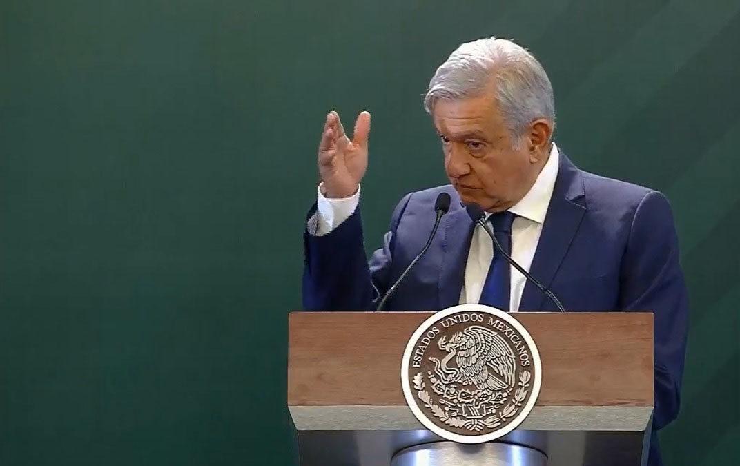 Hay confianza de inversionistas en México, López Obrador
