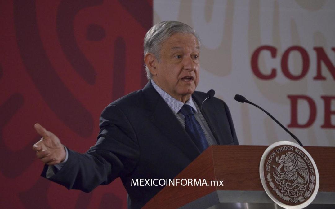 Lamenta AMLO renuncia de Germán Martínez