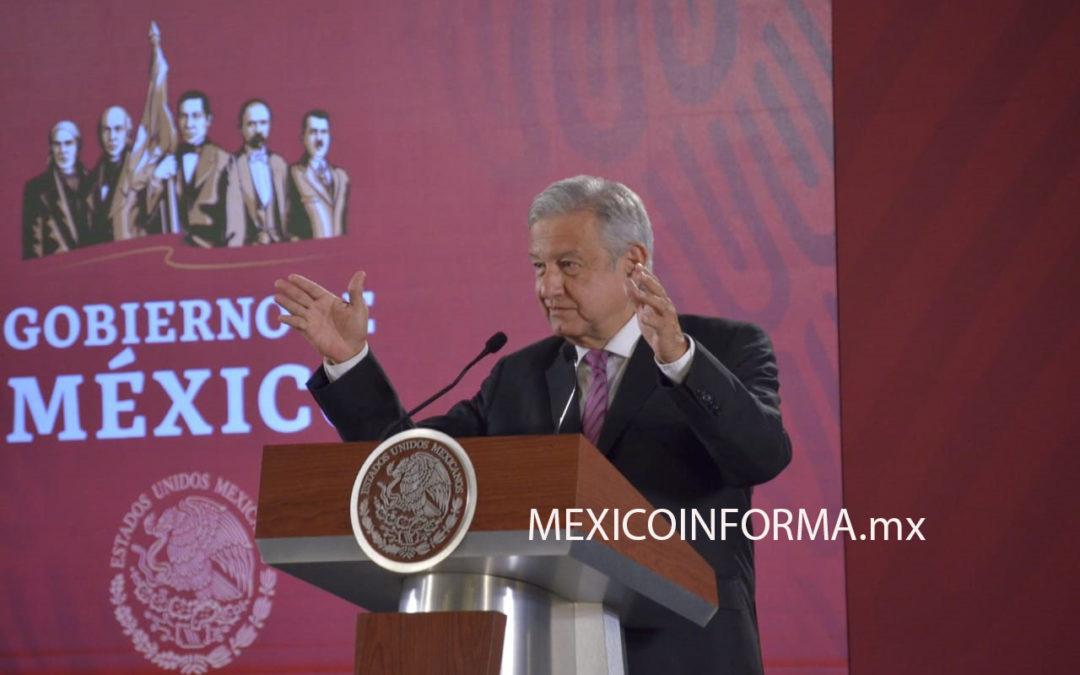 Investigarán si no se violentó autonomía de Solidaridad: AMLO