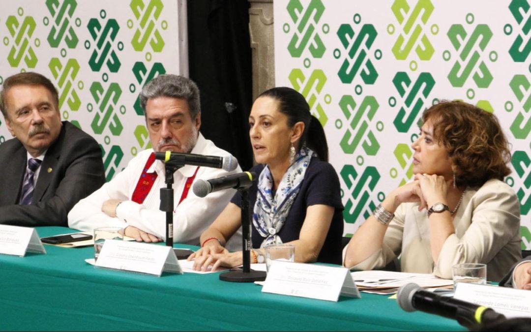 Sheinbaum anuncia nueva escuela de educación superior