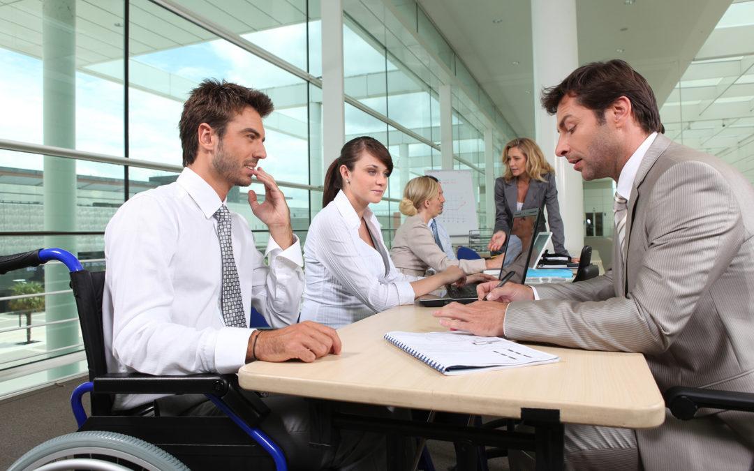 Comercios y empresas contratarán a discapacitados