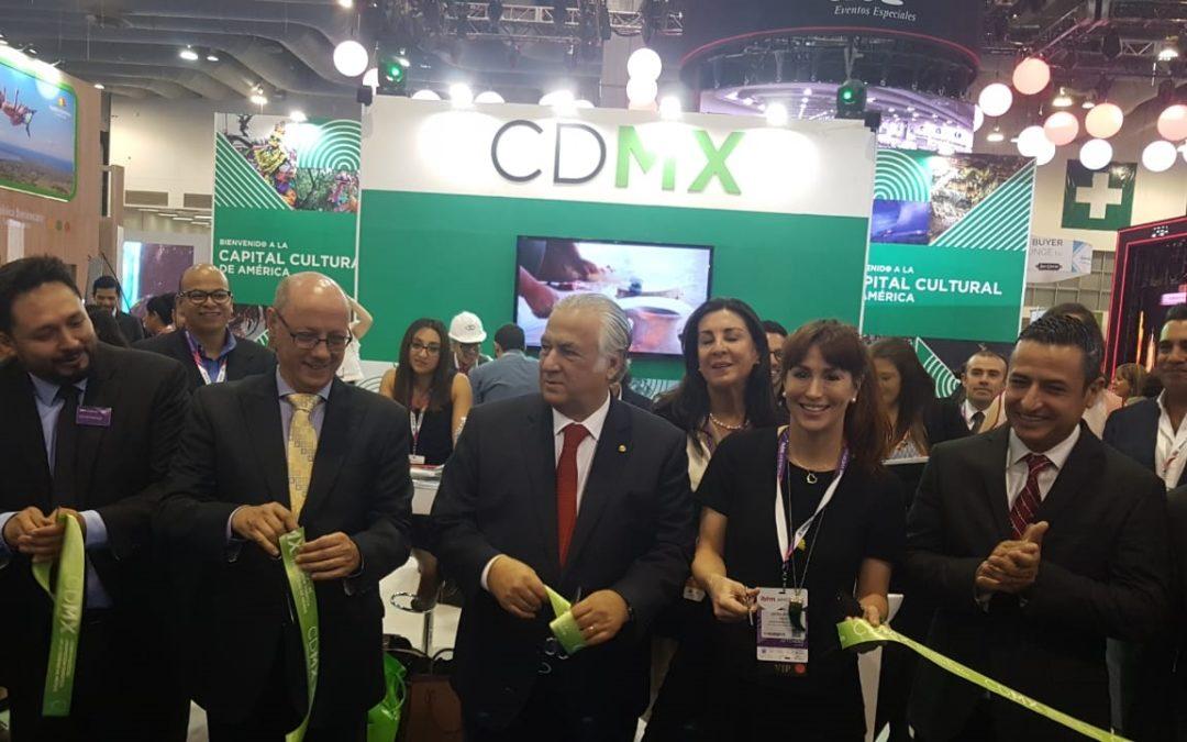 México se perfila ocupar primer lugar en AL  en Congresos y Convenciones: Félix Díaz