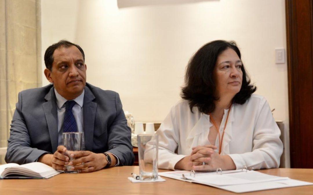 Se reúne directora del Metro con autoridades de CDMX