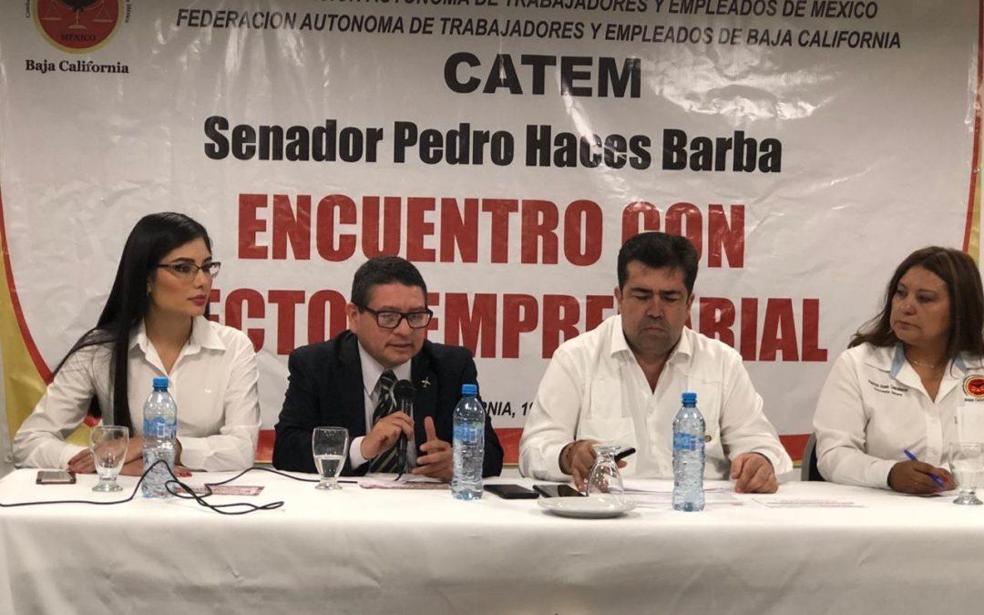 Sindicatos deben sumarse  para erradicar corrupción: Pedro Haces