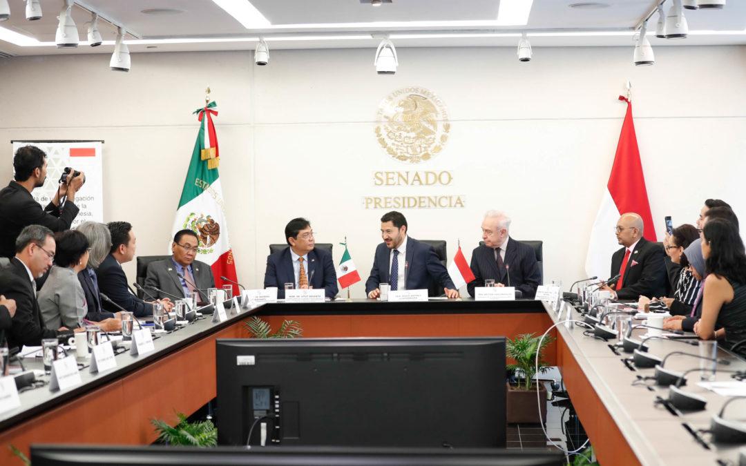 Impulsarán México e Indonesia multilateralismo en foros internacionales