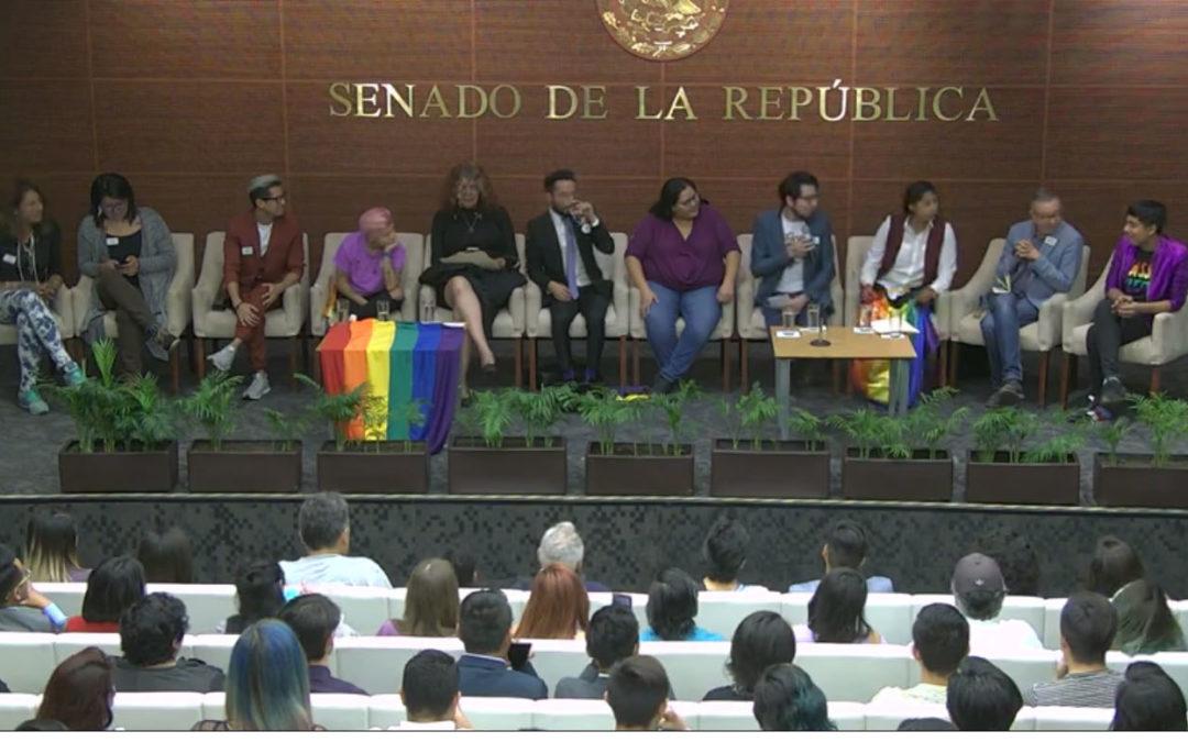 Nunca más la discriminación se coinvierta en asesinatos: Citlalli