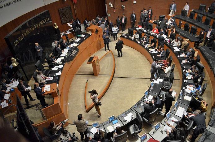 Batea Senado llamado a comparecer al de Hacienda por IMSS