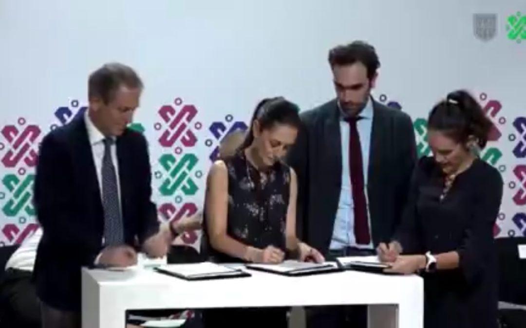 Va CDMX por recuperación de Santa María la Redonda