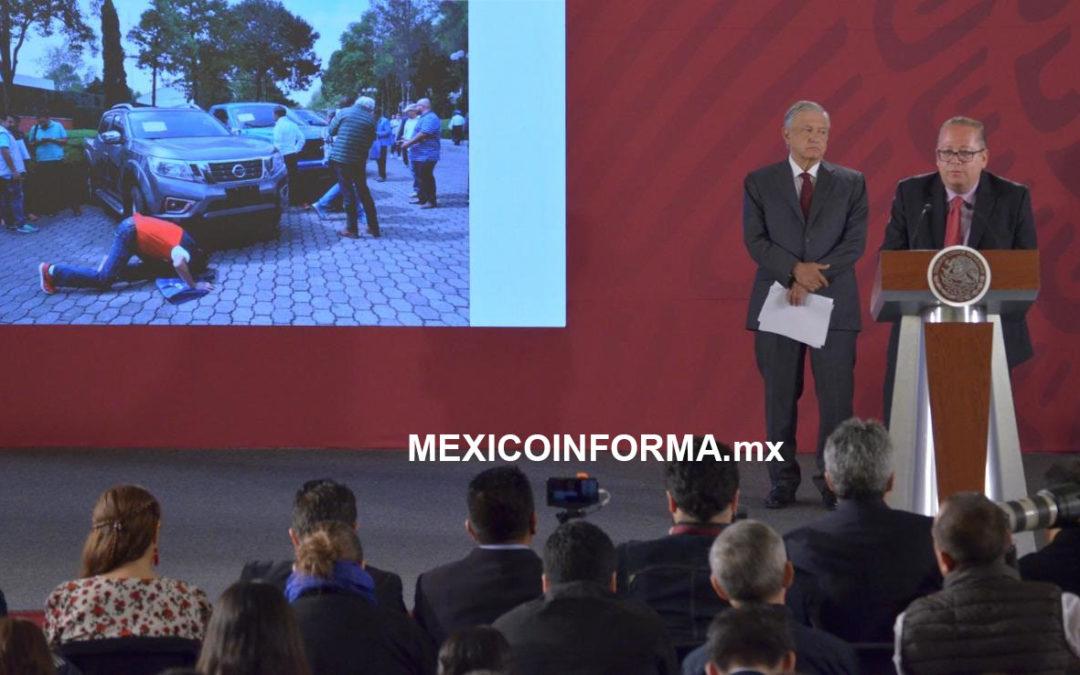Próximas subastas  de residencias y joyas, López Obrador