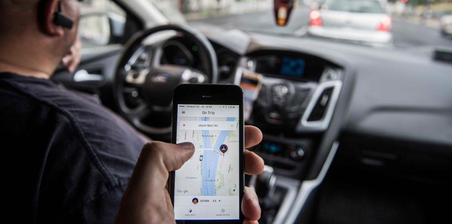 Empresas podrán retener impuestos de conductores y repartidores por app