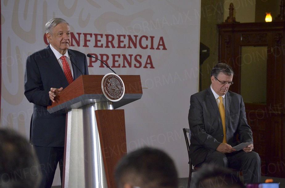 """Fenómeno migratorio se atenderá por la """"vía mexicana"""", no habrá xenofobia contra migrantes: AMLO"""