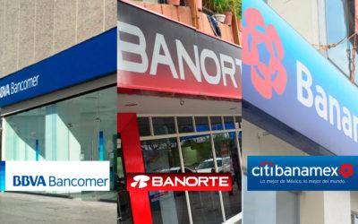 Banca brindará apoyos a clientes ante crisis sanitaria