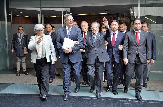 Explica Marcelo alcances de acuerdos con EU por aranceles