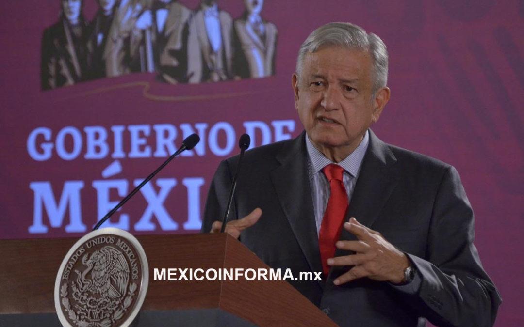 México evitará que continúen transitando libremente por el país, López Obrador