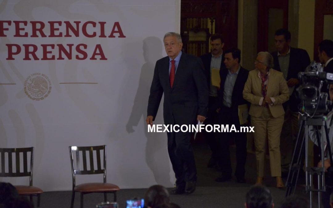 Optimistas ante negociaciones México-EU: AMLO