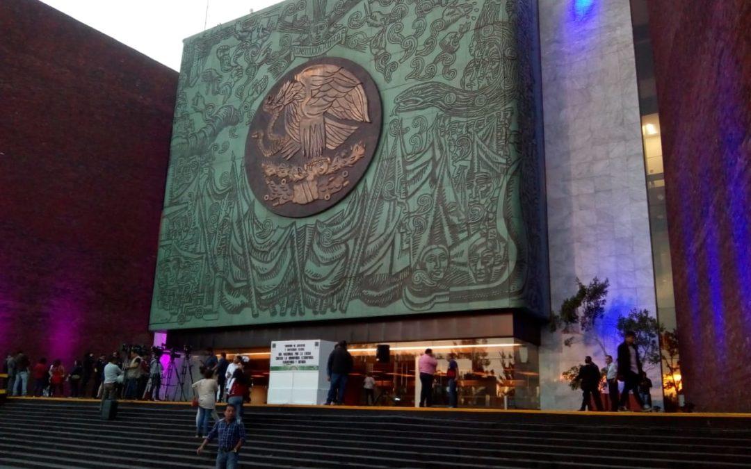 Espacio Cultural San Lázaro presentó legado periodístico de Revueltas
