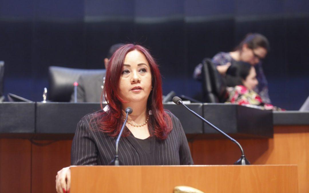 Urge senadora convenio para prevenir contaminación por buques