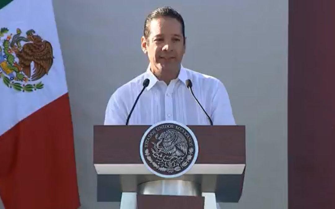 En México, no aceptamos muros ni de concreto, ni de aranceles, Conago