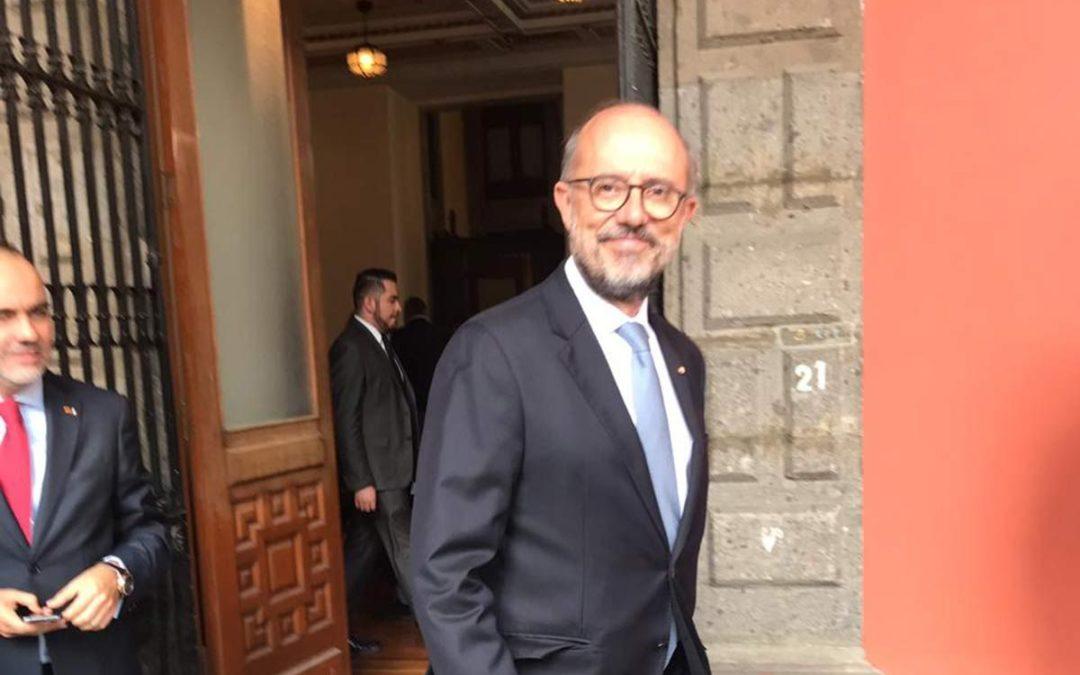 Suman mil 400 mdd inversiones de España en México