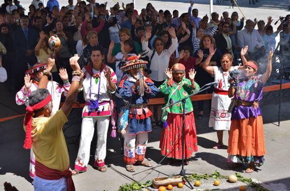 Obligado el Estado  a preservar y enriquecer lenguas indígenas