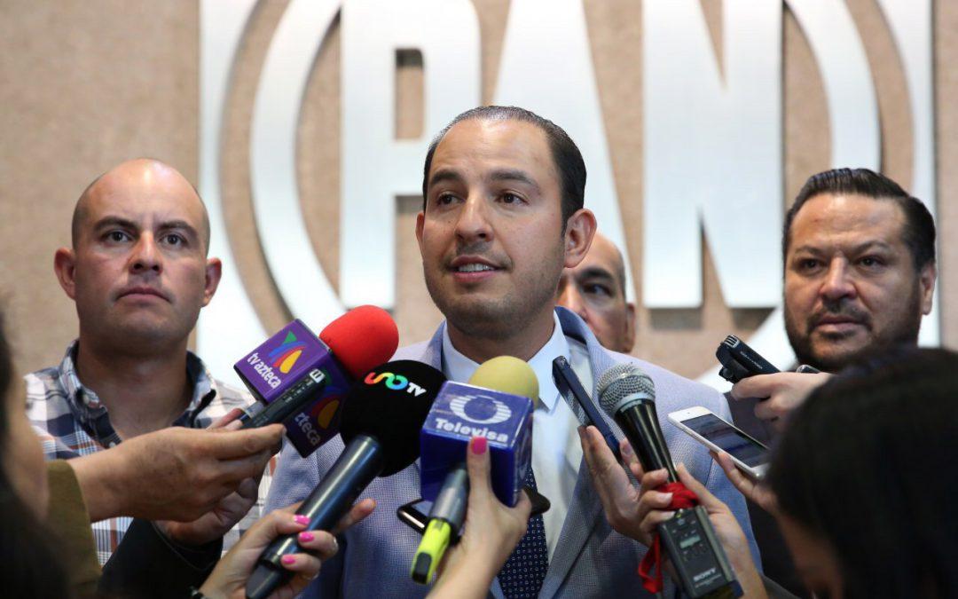 La negociación de México ante EU, fue pésima: Marko Cortés
