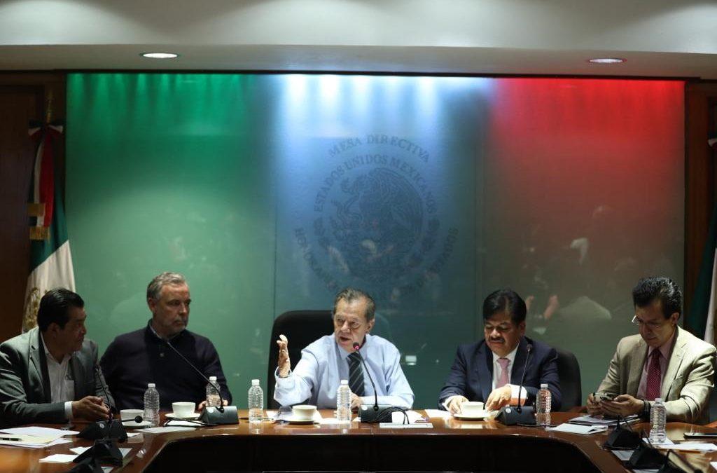 No es utopía reparto presupuesto Federación y entidades: Muñoz Ledo