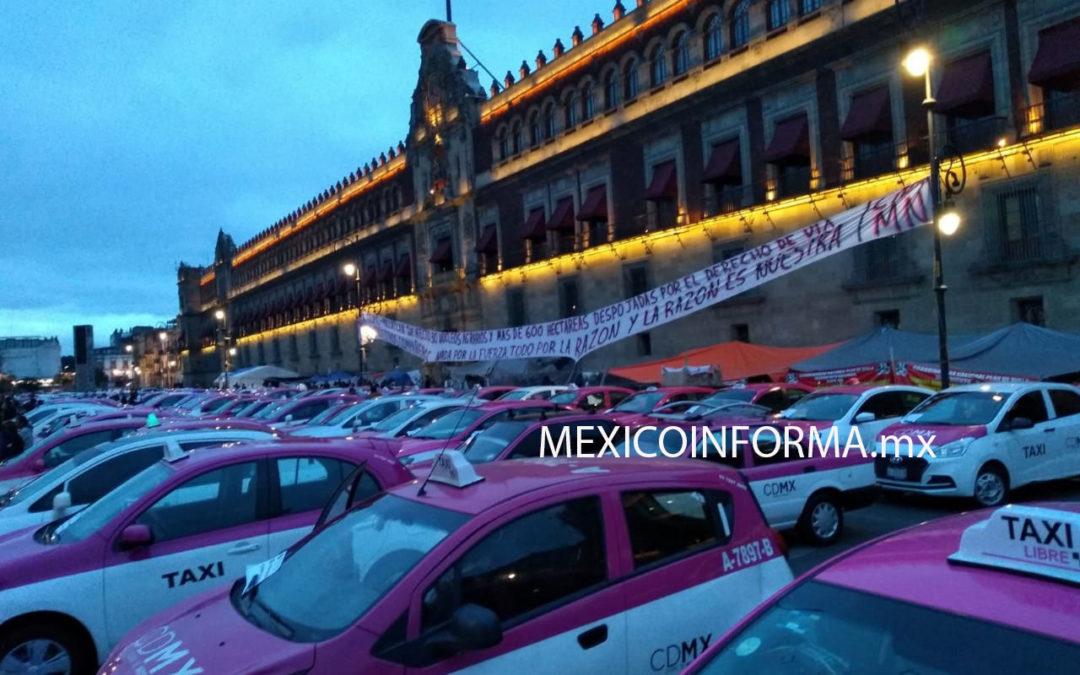 Destina gobierno capitalino 300 mdp a sustitución de taxis