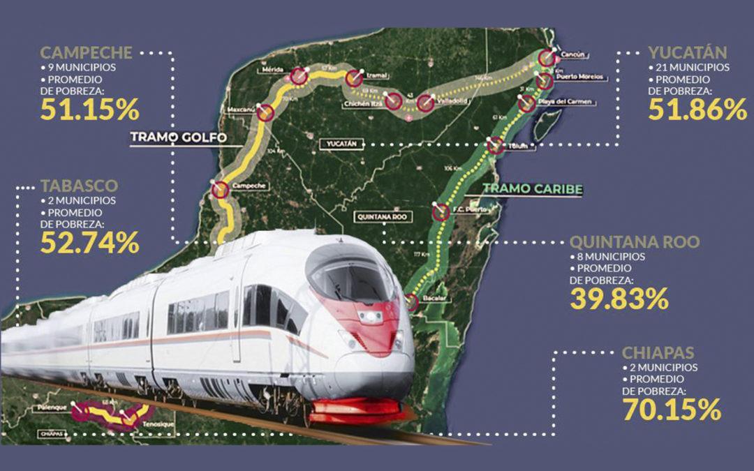 Tren Maya cuenta con recursos suficientes para 2020: Fonatur