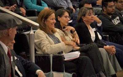 Margarita Zavala en el Senado