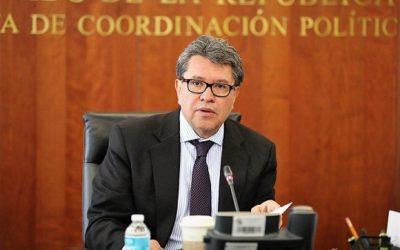 Garantiza Senado respeto a derechos de mexicanos en materia de bienestar social: Monreal