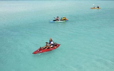 Bacalar, Q. Roo, espacio ideal para bucear, nadar y esnórquel