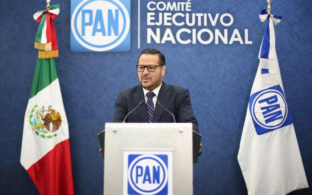 Ampliar mandato en BC, un ensayo para ampliar periodo presidencial: PAN