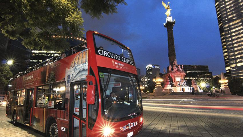 Crece 34 por ciento derrama por turismo extranjero en CDMX