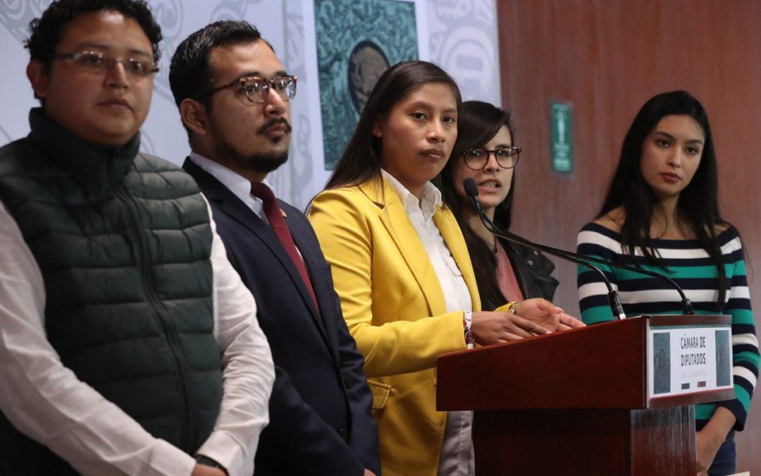 Convocan Diputados a participar en Parlamento Juvenil Consultivo