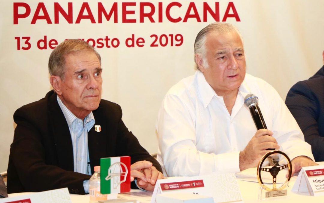 Se espera derrama de 47 mdp por Carrera Panamericana