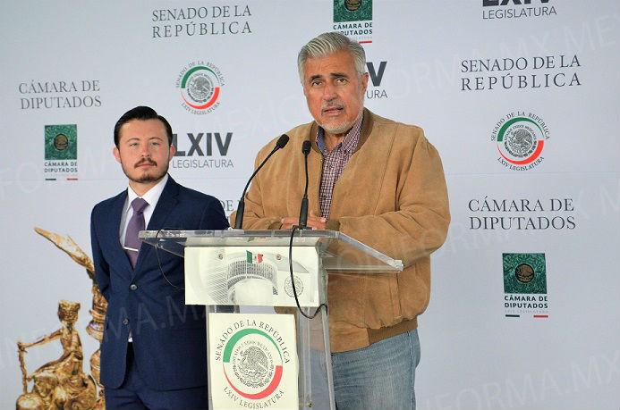 Anuncia Narro que promoverá reforma al campo en próximo periodo de sesiones