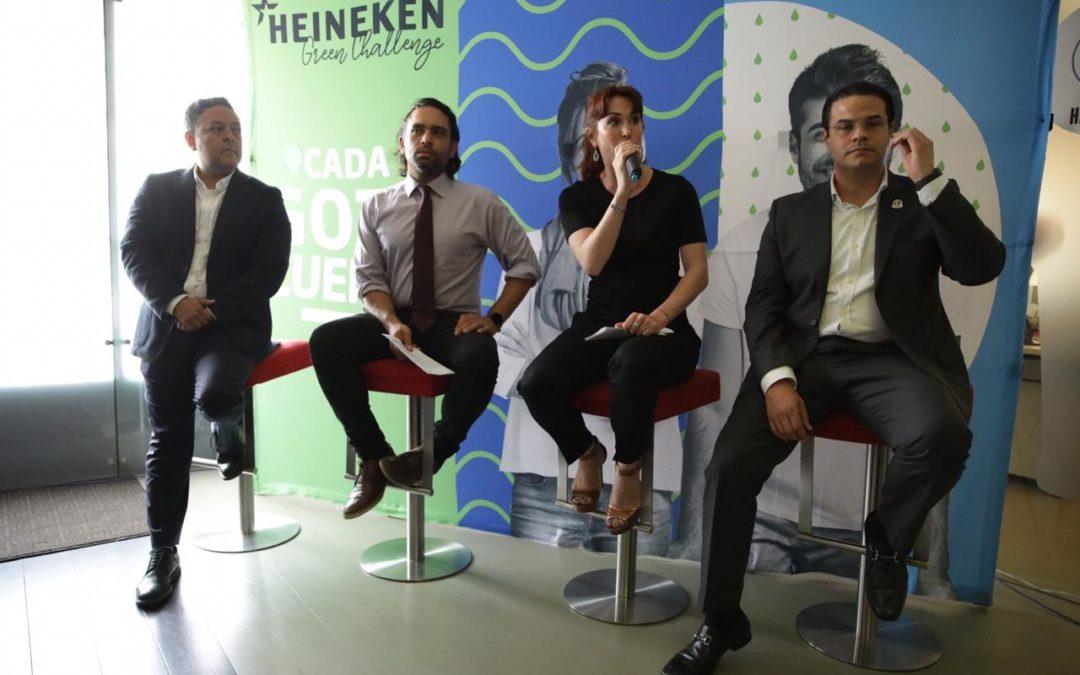 Convocan CDMX HEINEKEN Green Challenge a sumar proyectos en favor del agua