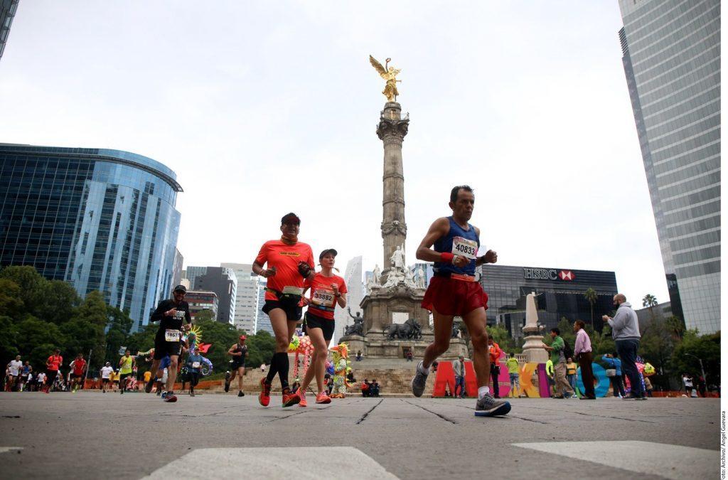 Habrá ocho Unidades Móviles del MP en Maratón Ciudad de México