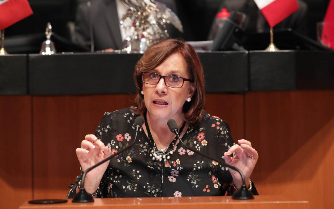 Va Morena por consolidar compromisos de la 4T: Malú  Micher