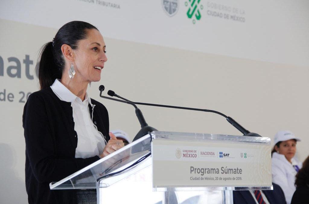 Sheinbaum presenta plan de acción Inmediata contra la Violencia a la Mujer